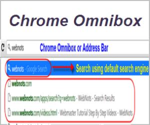 Chrome Address Bar Search Search Archives 187 Webnots