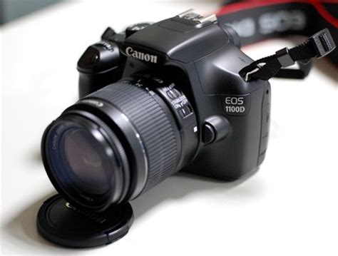 review kamera dslr canon eos 1100d dunia digital