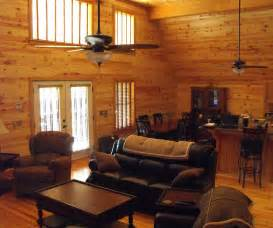interior pine wood paneling for the home