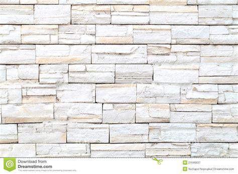 pattern white brick pattern of white stone brick wall royalty free stock