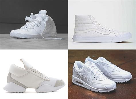 all white sneakers white sneakers for summer
