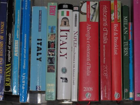 the italian books why i m getting rid of my italy guidebooks italy beyond