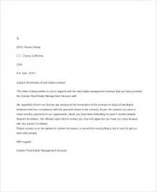 Vendor Cancellation Letter Sample Board Resolution To Terminate A Contract Client Service