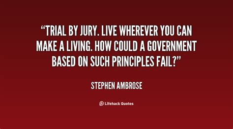 on the jury trial principles and practices for effective advocacy books trial by jury live wherever you can mak by stephen