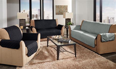 waterproof sofa slipcovers waterproof furniture slipcovers groupon
