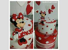Torta mini maus Minnie Maus