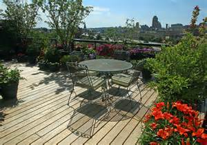 Franklin Square Garden by A Rooftop Garden In The City Syracuse New Times