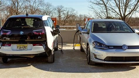 build your own ev charging station bmw volkswagen team up to build electric car charging