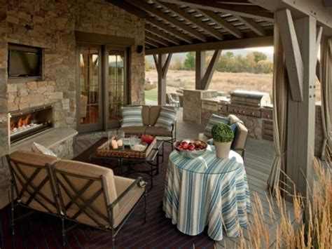 veranda western style a cozy veranda adorable home