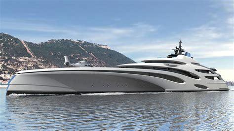 trimaran yacht design 120m eco yachts trimaran concept revealed yacht harbour