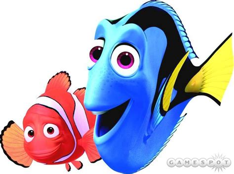 marlin and dory best friends pinterest