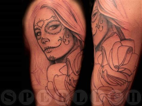 hispanic tattoos mexican style studio design gallery best design