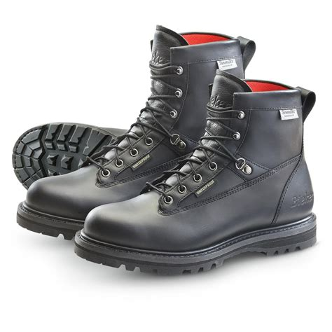 black waterproof shoes s 8 quot pdx 174 vibram 174 waterproof boots black 205376