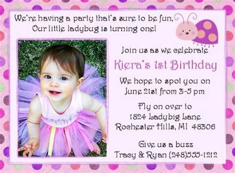 Best 25 1st Birthday Invitation Wording Ideas On Pinterest First Birthday Invitations Girl 1st Birthday Invitation Templates