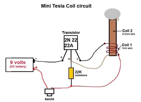 Tesla Coil Schematic How To Build A Slayer Exciter 4 Steps With Pictures