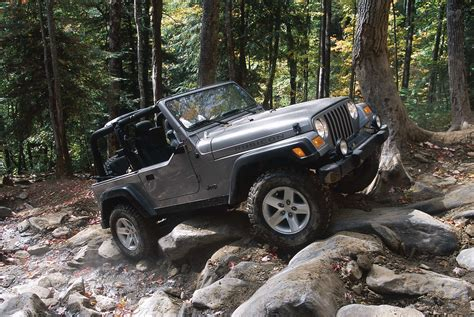 Jeep Stocks Tips And Tricks For Wheeling Your Stock Jeep Wrangler