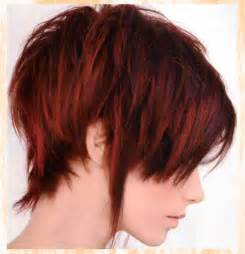 lots of layers fo hair 24 really cute short red hairstyles styles weekly