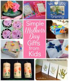simple mother s day gift ideas for grandma flower pot