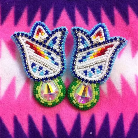 indian bead embroidery 1079 best american beadwork images on