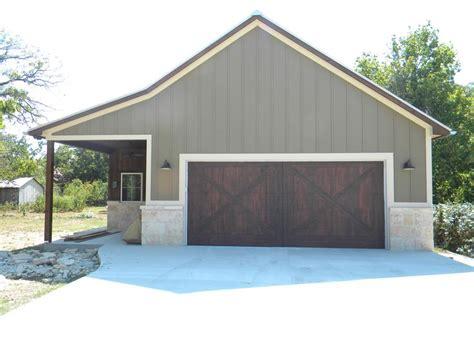 Garage Doors That Look Like Barn Doors 18x8 Flush Door Painted To Look Like Barn Doors Faux Painted Garage Doors Flush