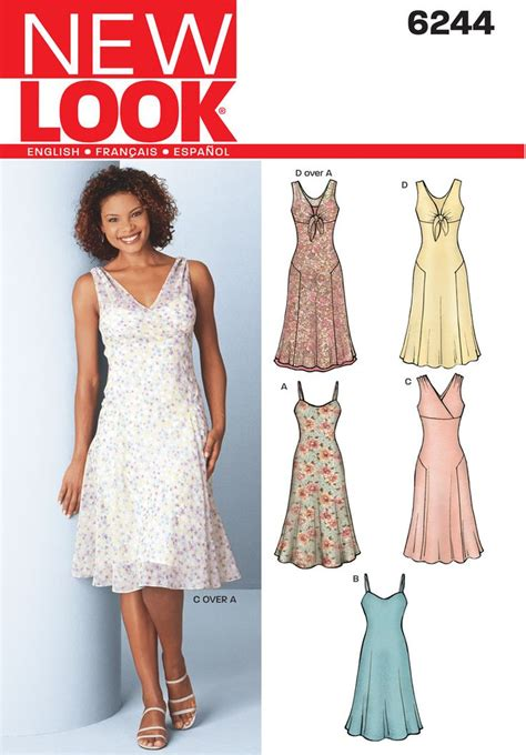 sewing pattern simple dress 25 best ideas about summer dress patterns on pinterest