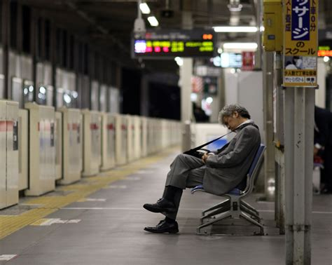 japanese the way japanese dying from overwork by putting in more