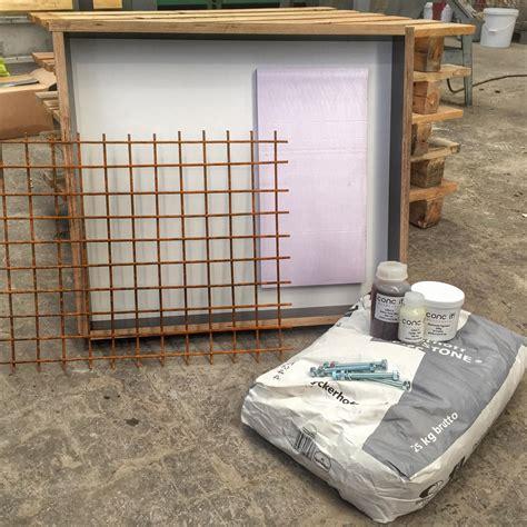 arbeitsplatten aus beton diy bigmeatlove pinteres