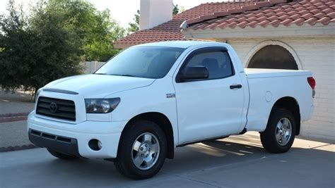toyota tundra regular cab short bed toyota tundra single cab reviews prices ratings with
