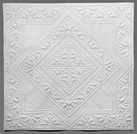 White On White Quilts by Beautiful White Quilt White Crystals