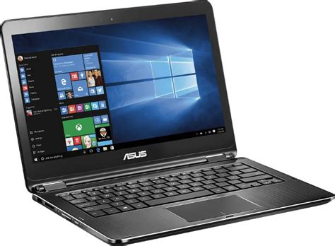 Laptop Asus Prosesor Intel I5 asus q303ua bsi5t21 2 in 1 13 3 quot touch screen laptop