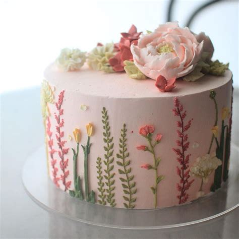 Cake Decoration Images by The Cake Trend Is Unbelievably Stunning