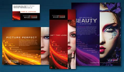 makeup artist flyers templates market a makeup artist with captivating graphic designs graphic design ideas inspiration