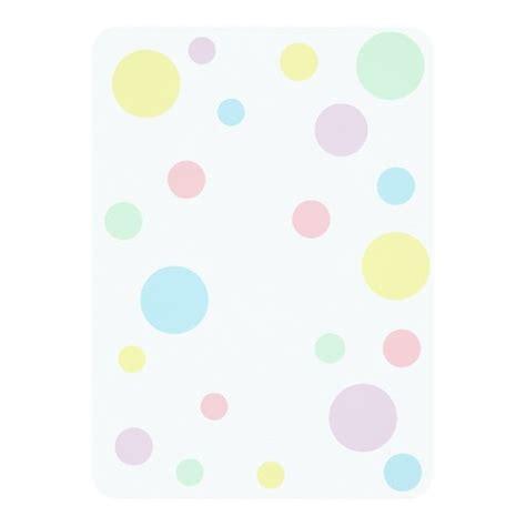 Polka Dots Baby Shower pastel polka dots baby shower invitations ladyprints