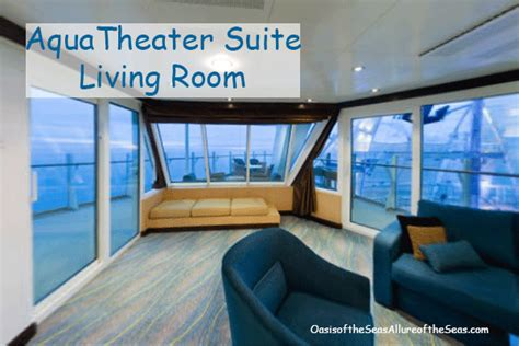 777 Floor Plan by Aquatheater Suite Photos Cruise Expert