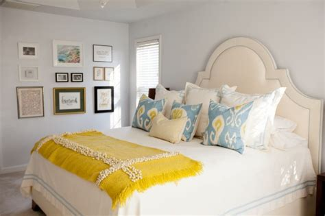 Yellow Bedroom Throw Yellow Throw Blanket Transitional Bedroom Comfy Cozy