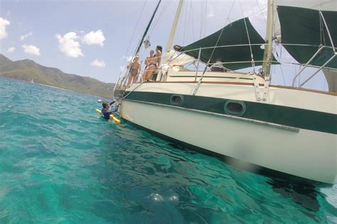 sailboat rental rent a sailboat sailboat 44 sailboat in st thomas vi on