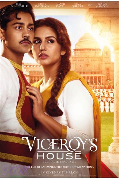 House Movie by Huma Qureshi Starrer Viceroy S House Movie Poster