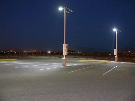 solar powered led parking lot lights solar powered led flood lights for parking led lighting