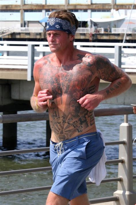 cameron douglas tattoos cameron douglas of michael douglas shows