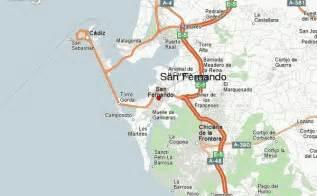 san fernando spain location guide