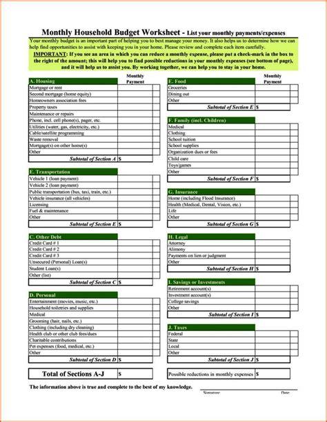 hoa budget template sampletemplatess sampletemplatess