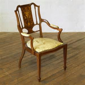 mahogany armchair edwardian mahogany armchair antiques atlas