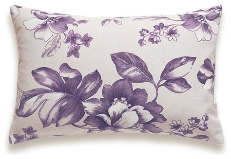 Lavender Decorative Pillows by Decorative Purple Lavender Lilac Lumbar Pillow 12 X