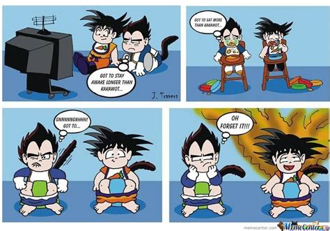 Memes De Vegeta - goku vs vegeta by farnkums meme center