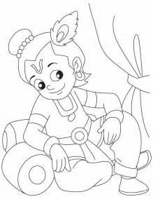 Outline Pictures Of God Krishna by Krishna Outline Images Images
