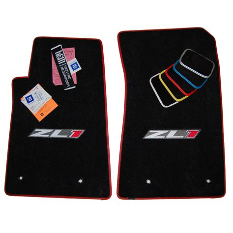 Chevy Camaro Floor Mats by Chevrolet Camaro Zl1 Floor Mats Binding