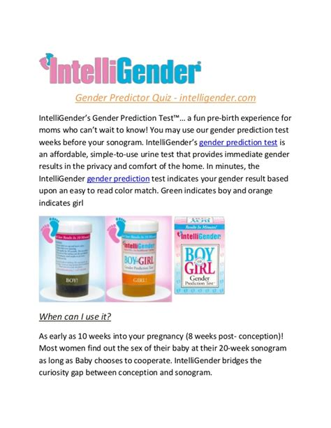 gender predictor quiz intelligender