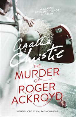 0007527527 the murder of roger ackroyd the murder of roger ackroyd by christie agatha