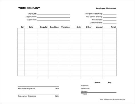 easy timesheet template best photos of monthly timesheet template monthly