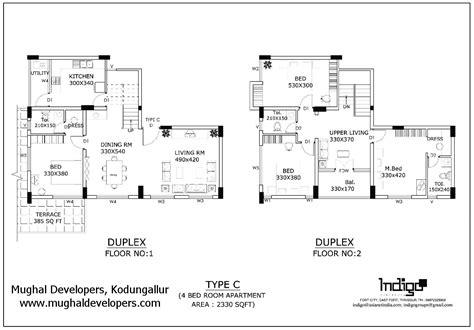 four bedroom duplex plan 18 top photos ideas for 4 bedroom duplex plans building